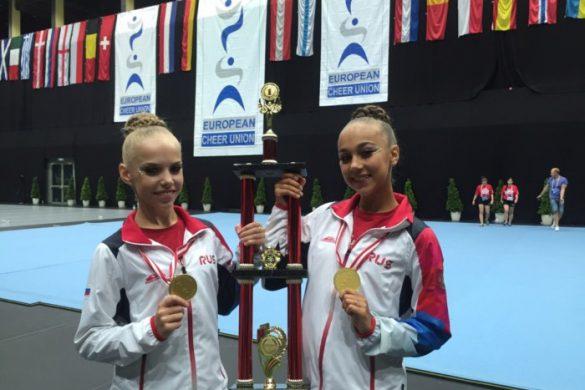 Светлана Куликова и Любовь Шиляева