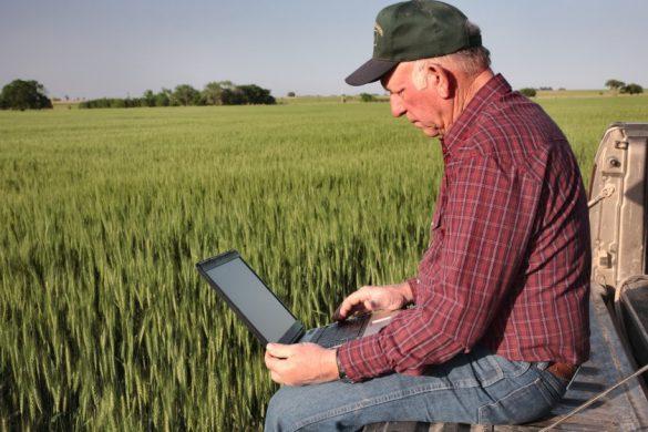 аграрии и интернет